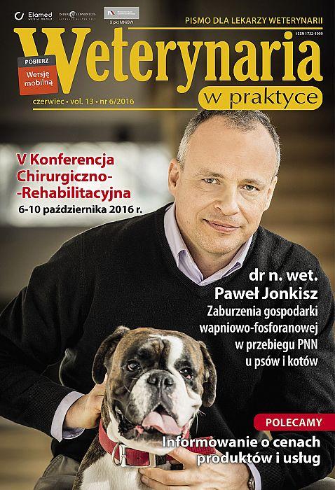 Weterynaria w Praktyce wydanie nr 6/2016