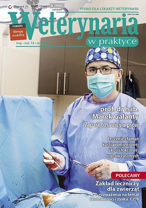 Weterynaria w Praktyce wydanie nr 5/2017