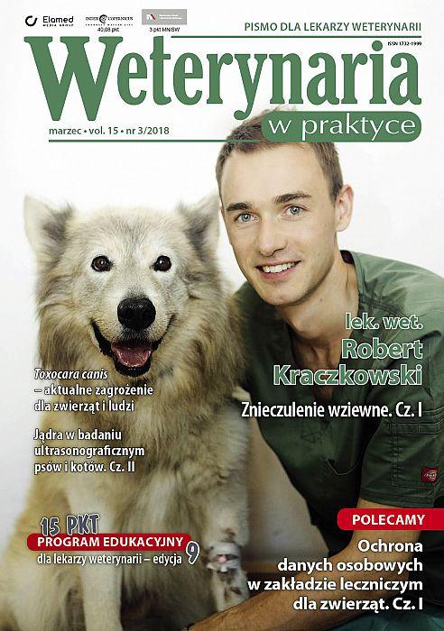 Weterynaria w Praktyce wydanie nr 3/2018