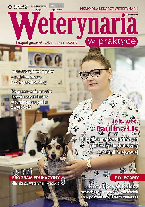 Weterynaria w Praktyce wydanie nr 11-12/2017