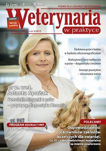 Weterynaria w Praktyce wydanie nr 3/2015