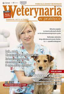 Weterynaria w Praktyce wydanie nr 10/2015