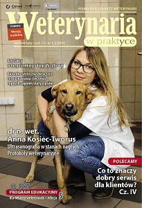 Weterynaria w Praktyce wydanie nr 1-2/2016
