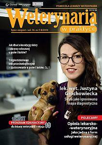 Weterynaria w Praktyce wydanie nr 7-8/2019