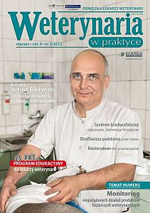 Weterynaria w Praktyce wydanie nr 3/2012
