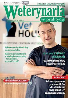 Weterynaria w Praktyce wydanie nr 5/2019