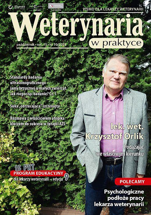 Weterynaria w Praktyce wydanie nr 10/2018