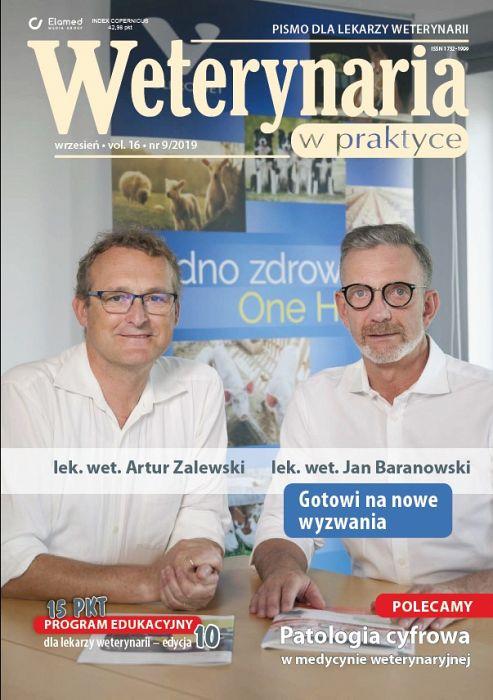 Weterynaria w Praktyce wydanie nr 10/2019