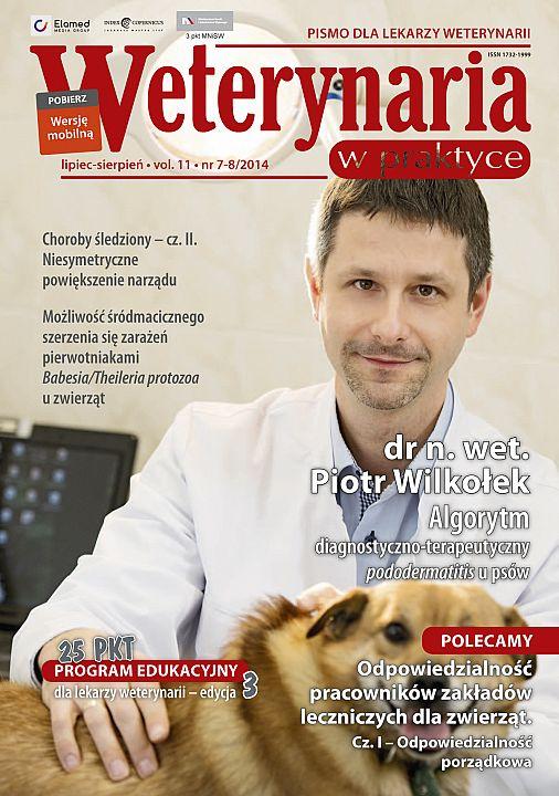 Weterynaria w Praktyce wydanie nr 7-8/2014