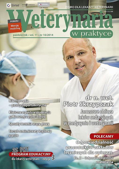 Weterynaria w Praktyce wydanie nr 10/2014