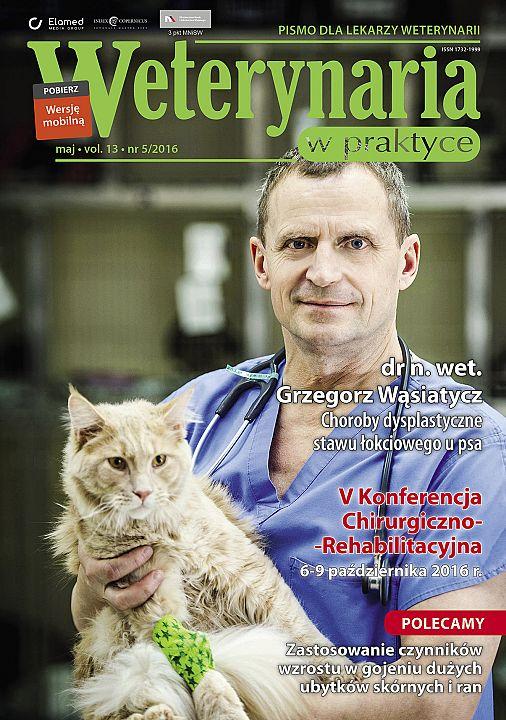 Weterynaria w Praktyce wydanie nr 5/2016