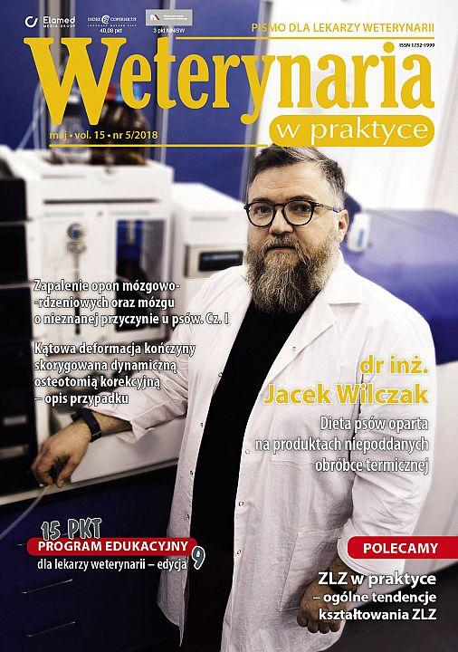 Weterynaria w Praktyce wydanie nr 5/2018