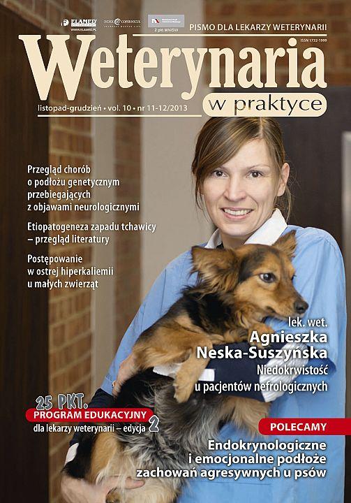 Weterynaria w Praktyce wydanie nr 11-12/2013