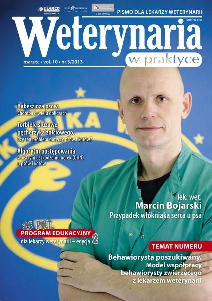 Weterynaria w Praktyce wydanie nr 3/2013