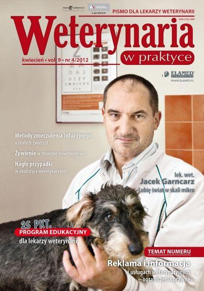 Weterynaria w Praktyce wydanie nr 4/2012