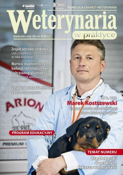 Weterynaria w Praktyce wydanie nr 4/2013