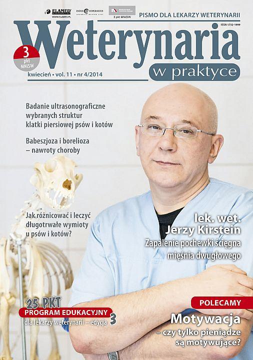 Weterynaria w Praktyce wydanie nr 4/2014