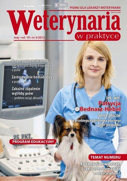 Weterynaria w Praktyce wydanie nr 5/2013