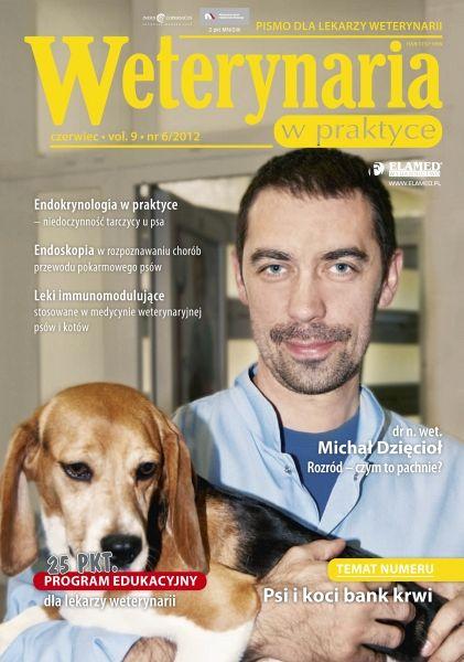 Weterynaria w Praktyce wydanie nr 6/2012