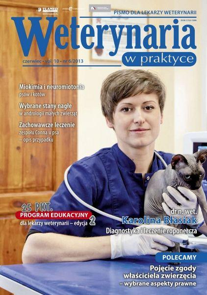 Weterynaria w Praktyce wydanie nr 6/2013