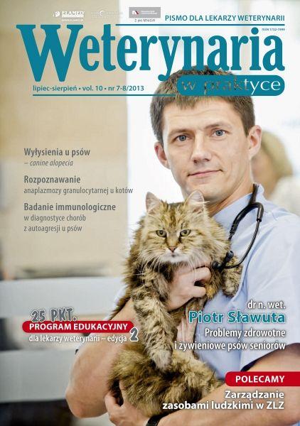 Weterynaria w Praktyce wydanie nr 7-8/2013