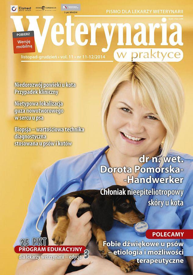 Weterynaria w Praktyce wydanie nr 11-12/2014