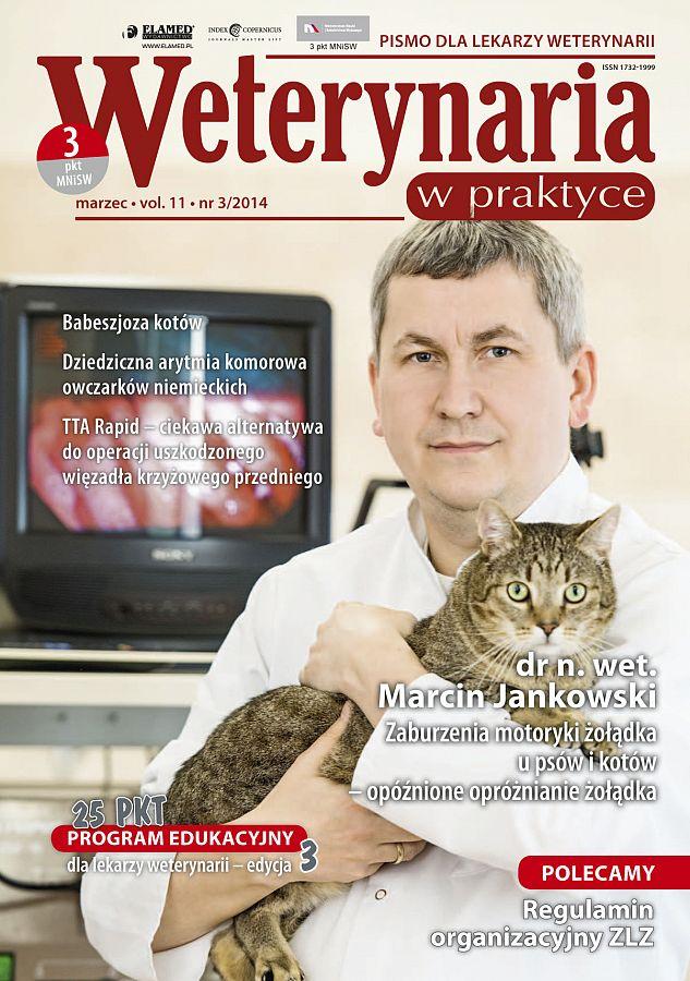 Weterynaria w Praktyce wydanie nr 3/2014