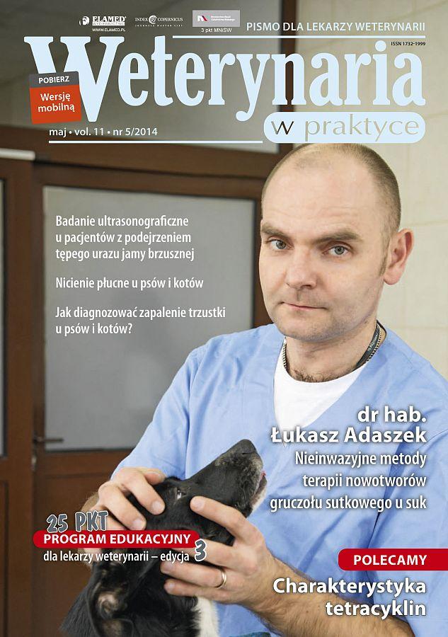 Weterynaria w Praktyce wydanie nr 5/2014