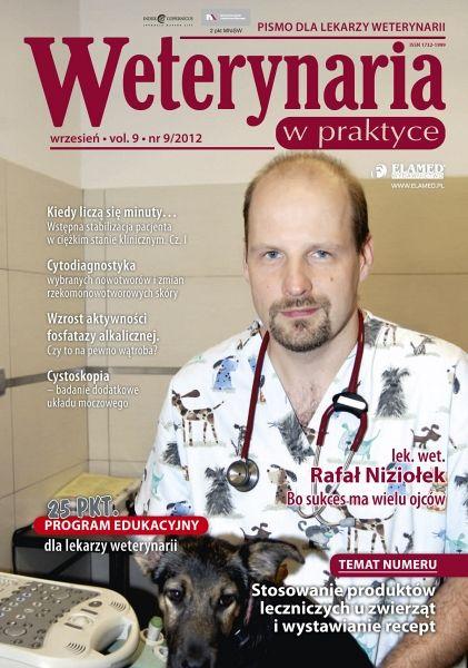 Weterynaria w Praktyce wydanie nr 9/2012